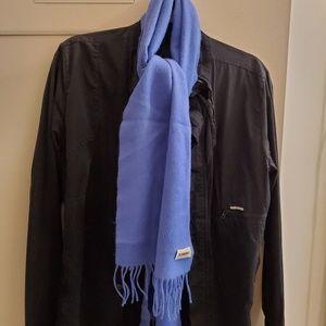 Yves Saint Laurent Wool Scarf